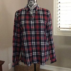 Madwell light weight cotton long sleeve